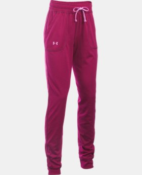 Girls' UA Graphic Tech™ Jogger