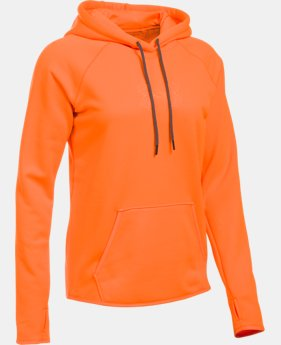 Women's UA Caliber Hoodie  1 Color $56.24