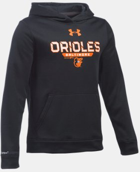 Boys' Baltimore Orioles UA Storm Armour® Fleece Hoodie LIMITED TIME: FREE U.S. SHIPPING  $41.99