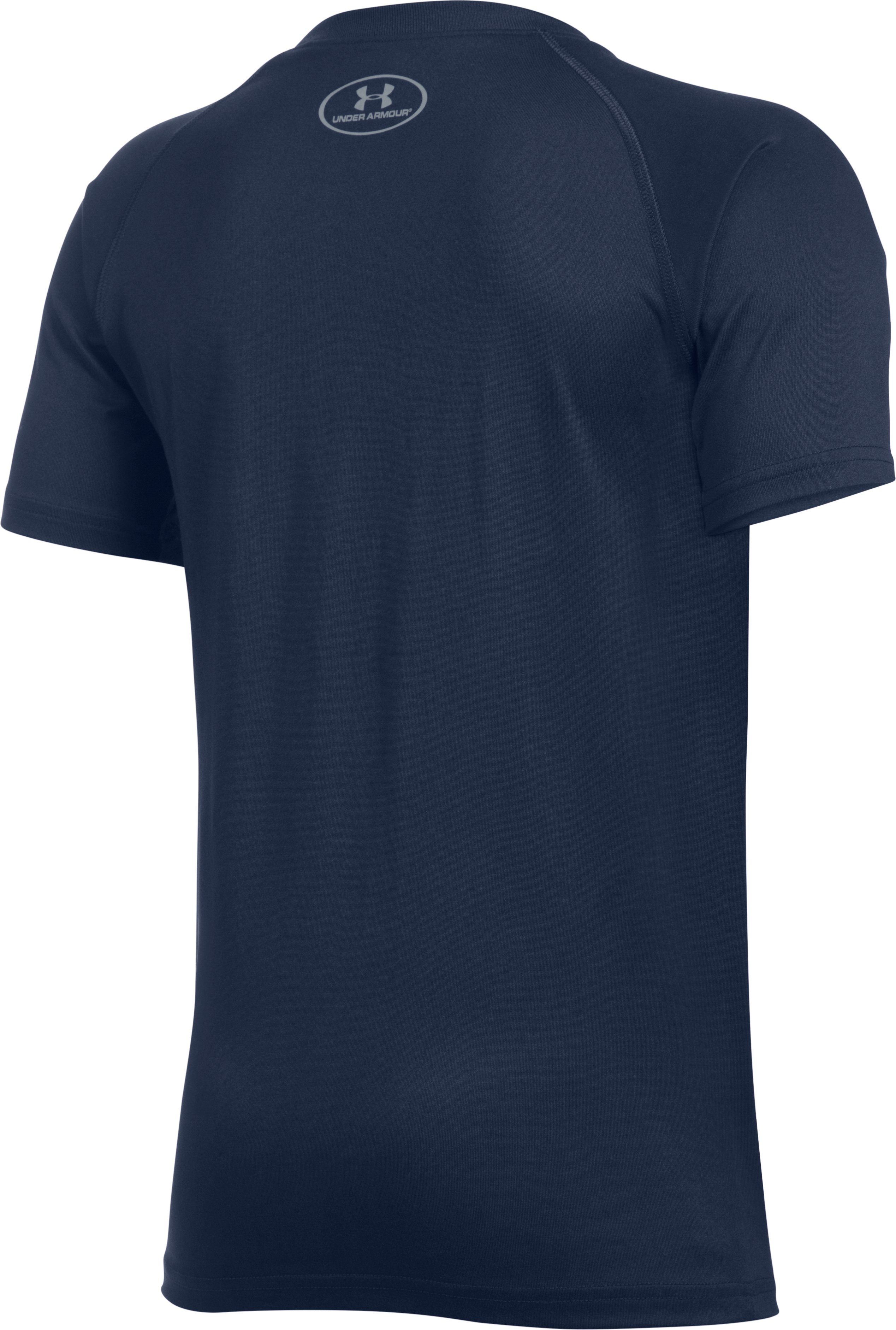 Boys' Boston Red Sox I Will UA Tech™ T-Shirt, Midnight Navy,