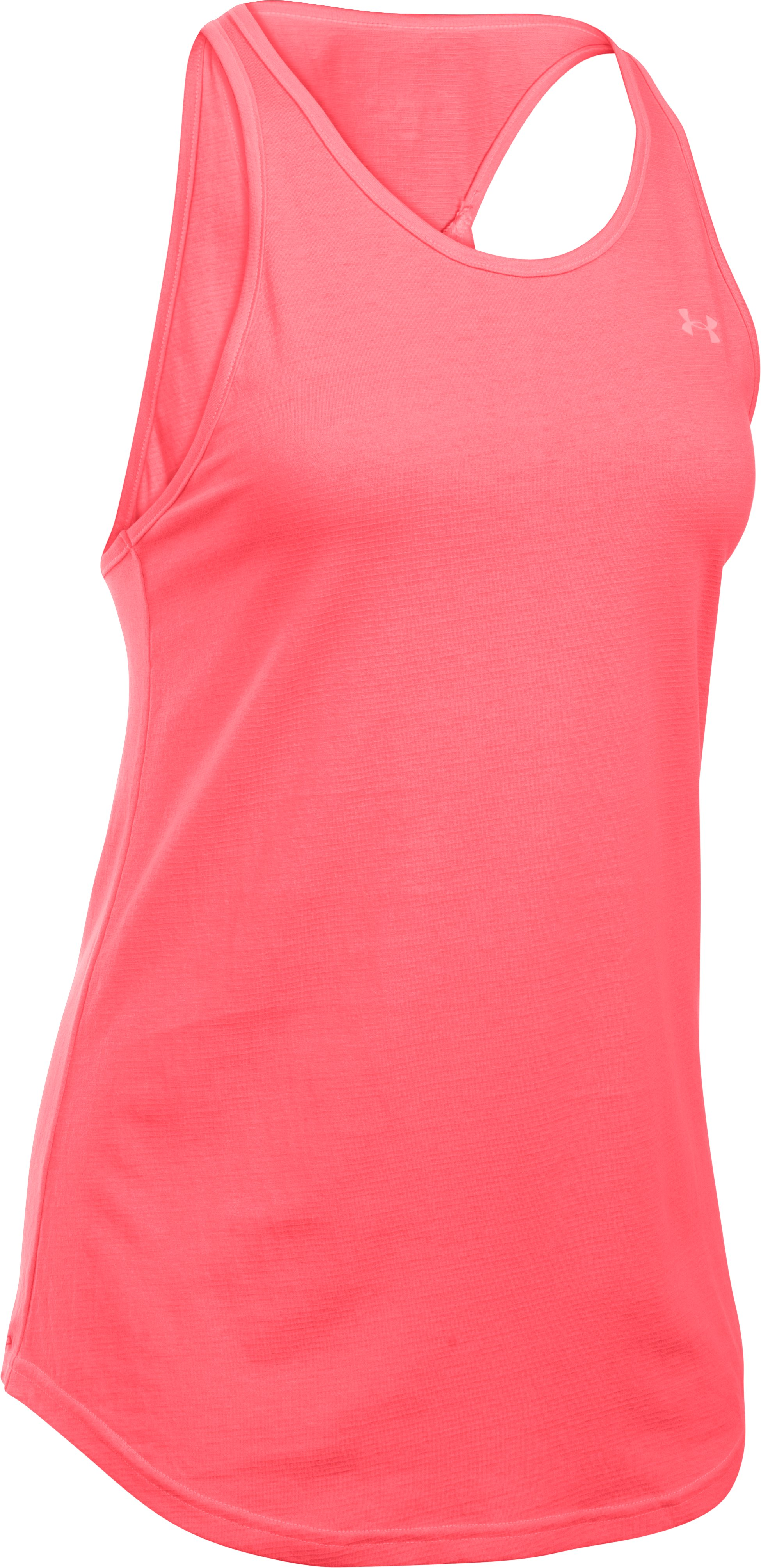 Women's UA Microthread  Tank, BRILLIANCE, undefined