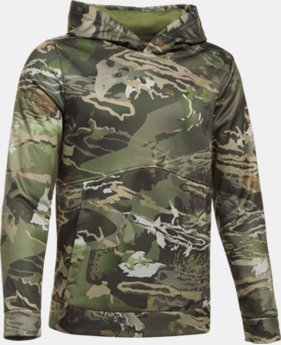 Boys' UA Storm Camo Hoodie  1 Color $52.99 to $69.99