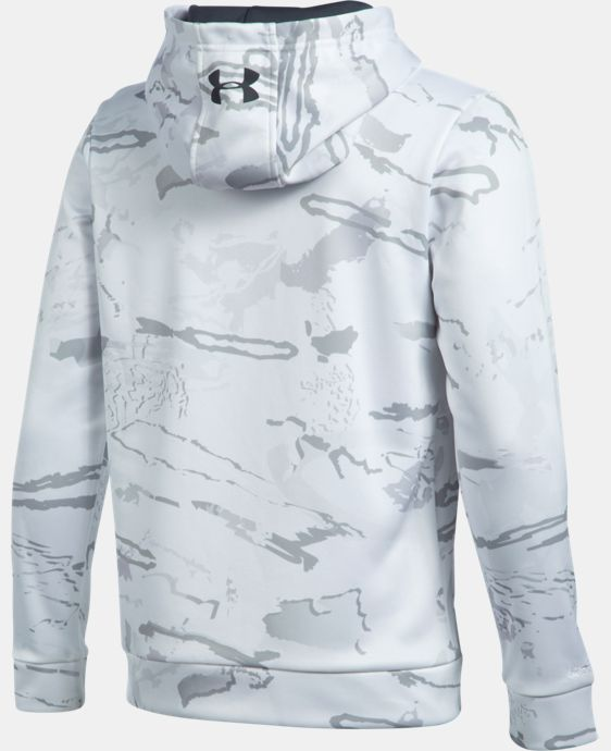 Boys' UA Storm Camo Hoodie  3 Colors $52.99 to $69.99