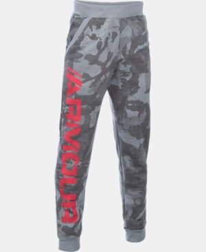 Boys' UA Sportstyle Fleece Printed Jogger  1 Color $59.99