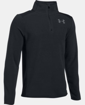 Boys' ColdGear® Infrared Fleece ¼ Zip  1 Color $52.49