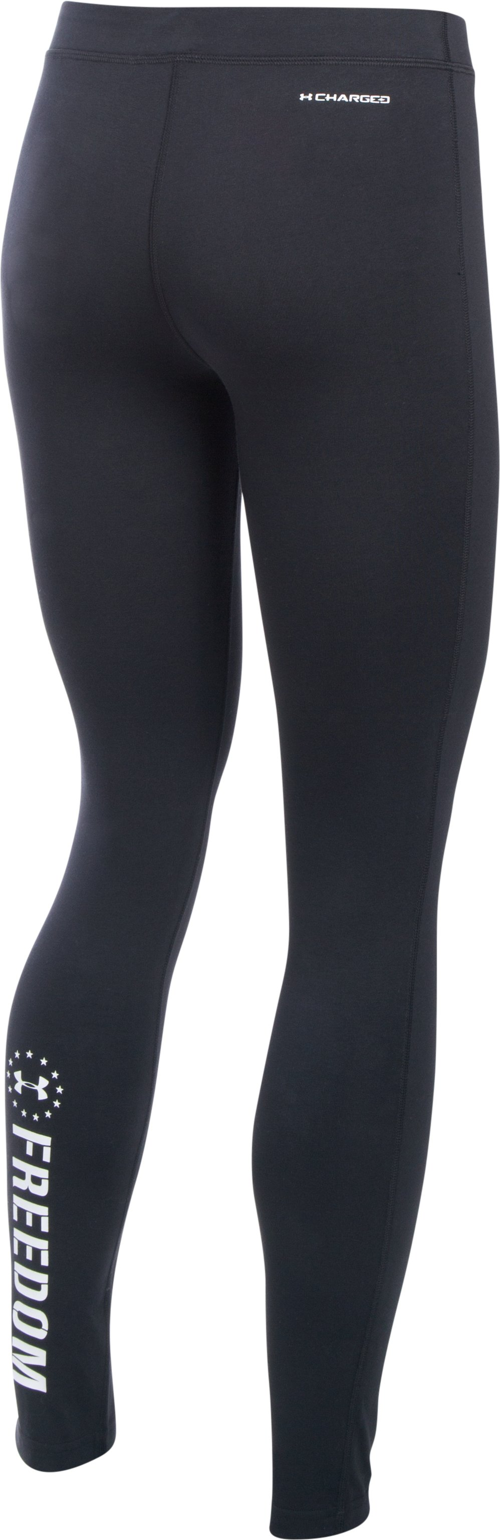 Women's UA Freedom Leggings, Black