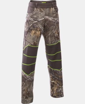 Boys' UA Scent Control Fleece Pants LIMITED TIME OFFER + FREE U.S. SHIPPING 1 Color $59.99