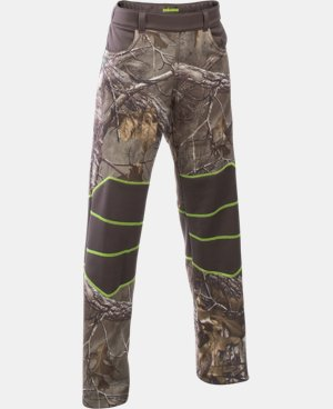 New Arrival  Boys' UA Scent Control Fleece Pants  1 Color $67.49