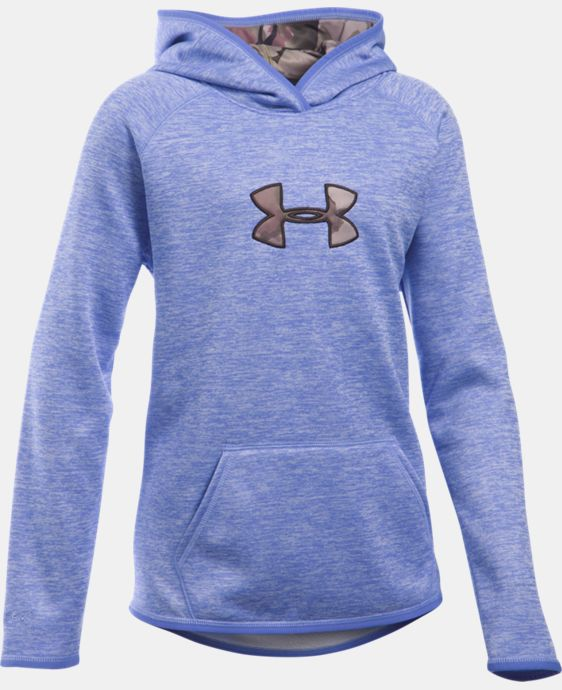Girls' UA Storm Caliber Hoodie  2 Colors $48.99 to $64.99