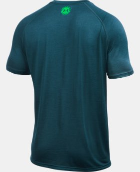 New Arrival  Men's UA Tech™ Scope T-Shirt LIMITED TIME: FREE SHIPPING 4 Colors $32.99