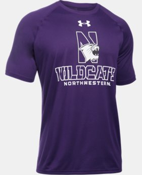Men's Northwestern UA Tech™ T-Shirt  1 Color $29.99