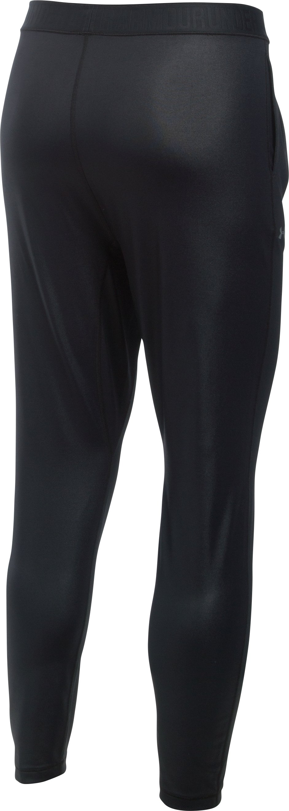 Women's UA City Hopper Shine Harem Pants, Black , undefined