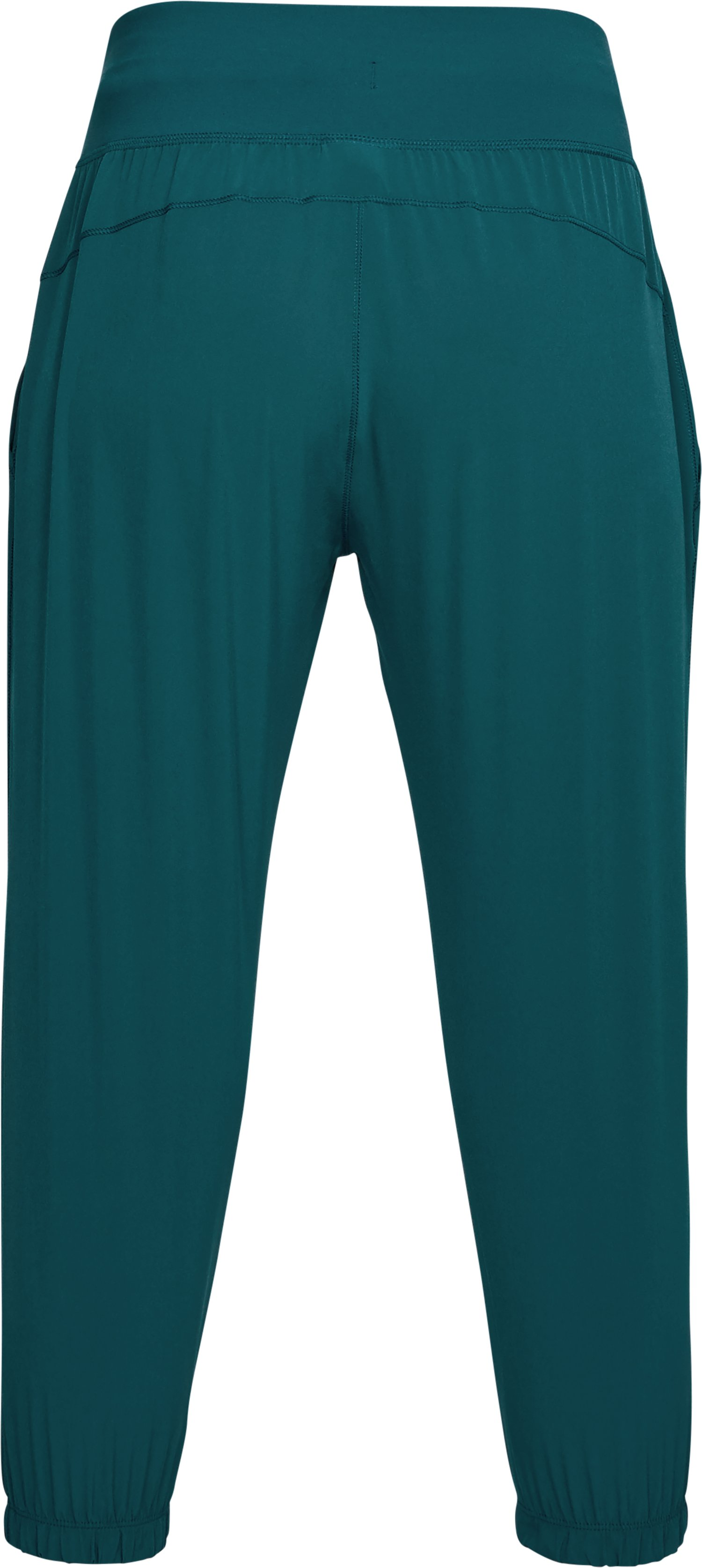 Women's Under Armour Sunblock Crop, TOURMALINE TEAL,