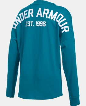 Girls' UA Long Sleeve Tunic  2 Colors $34.99