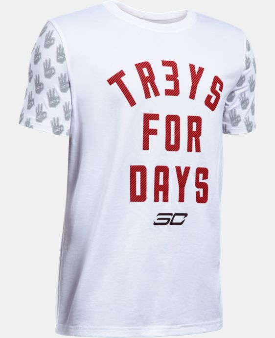 Boys' SC30 Tr3ys For Days LIMITED TIME: FREE U.S. SHIPPING 1 Color $27.99
