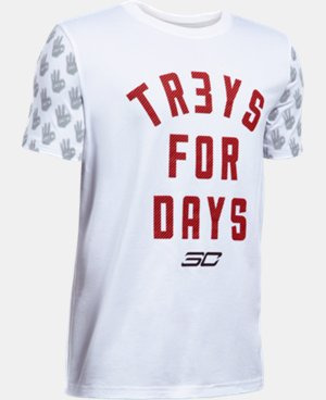 Boys' SC30 Tr3ys For Days LIMITED TIME: FREE U.S. SHIPPING  $27.99