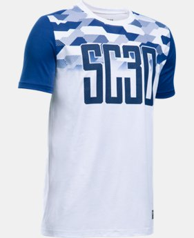 New Arrival Boys' SC30 Strike T-Shirt  1 Color $24.99