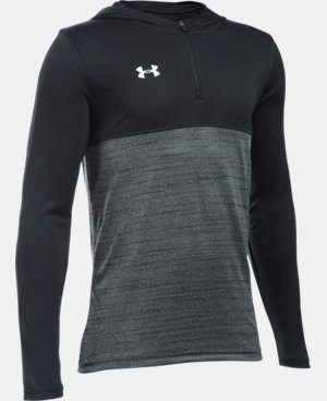 Boys' UA Tech™ Hoodie LIMITED TIME: FREE U.S. SHIPPING 1 Color $34.99