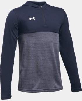 Boys' UA Tech™ Hoodie  6  Colors Available $49.99