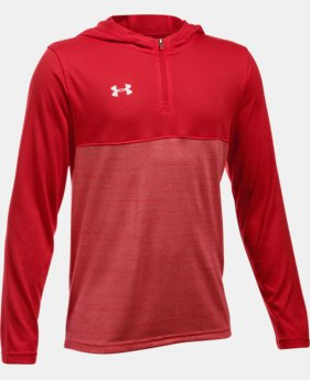 Boys' UA Tech™ Hoodie  1  Color Available $34.99