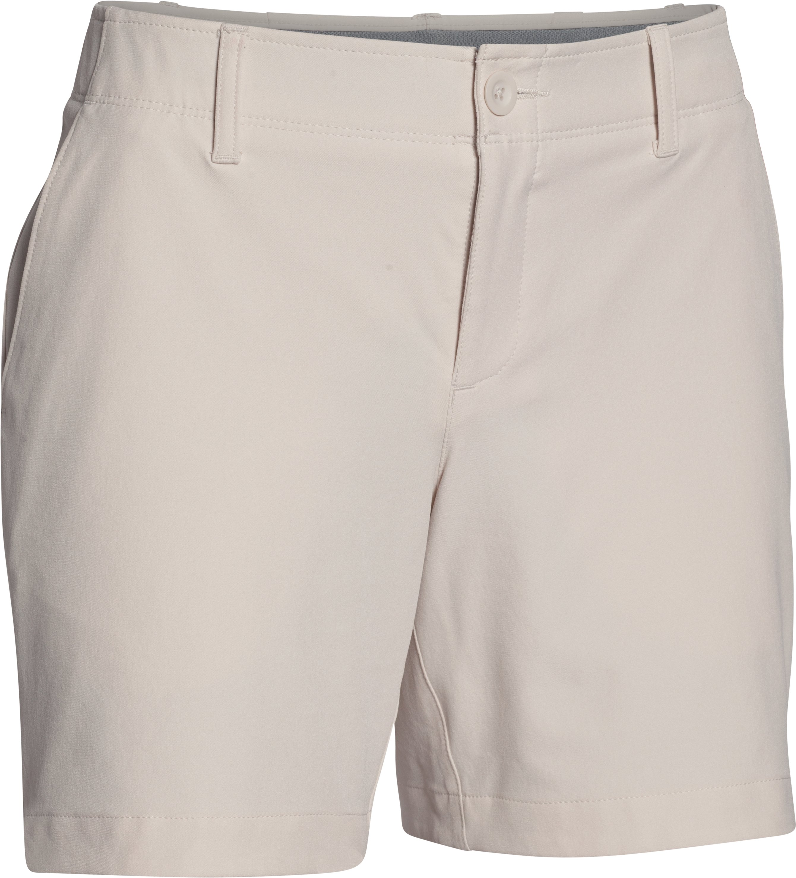 Women's UA Chino Shorts, Vanilla