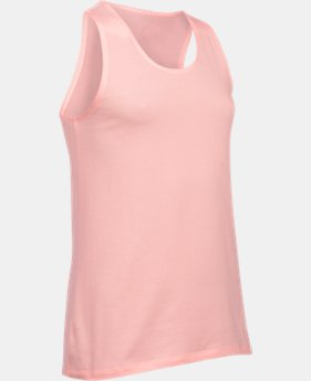 Girls' UA Favorite Tank  2 Colors $14.99