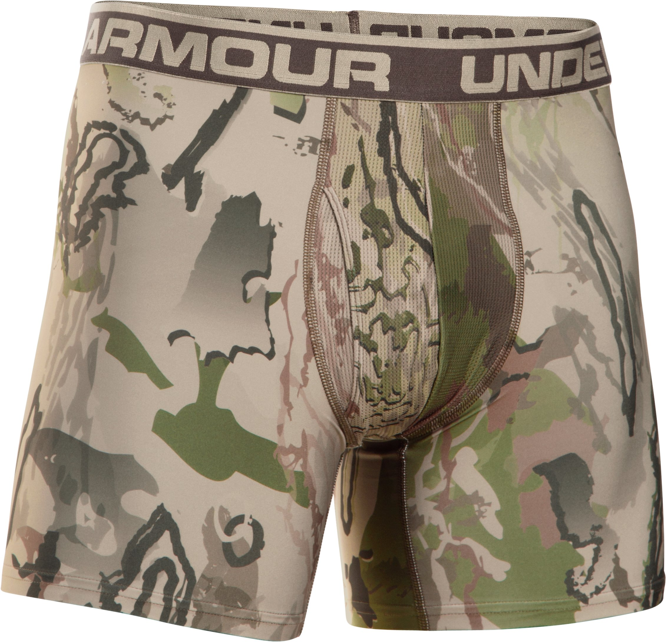 Men's UA Original Series Camo Boxerjock®, RIDGE REAPER® BARREN, undefined