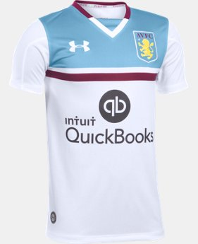 New Arrival Kids' Aston Villa 16/17 Away Replica Jersey LIMITED TIME: FREE SHIPPING  $80