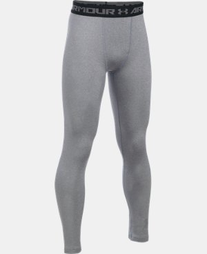 Boys' UA ColdGear® Armour Leggings LIMITED TIME OFFER + FREE U.S. SHIPPING 2 Colors $29.99