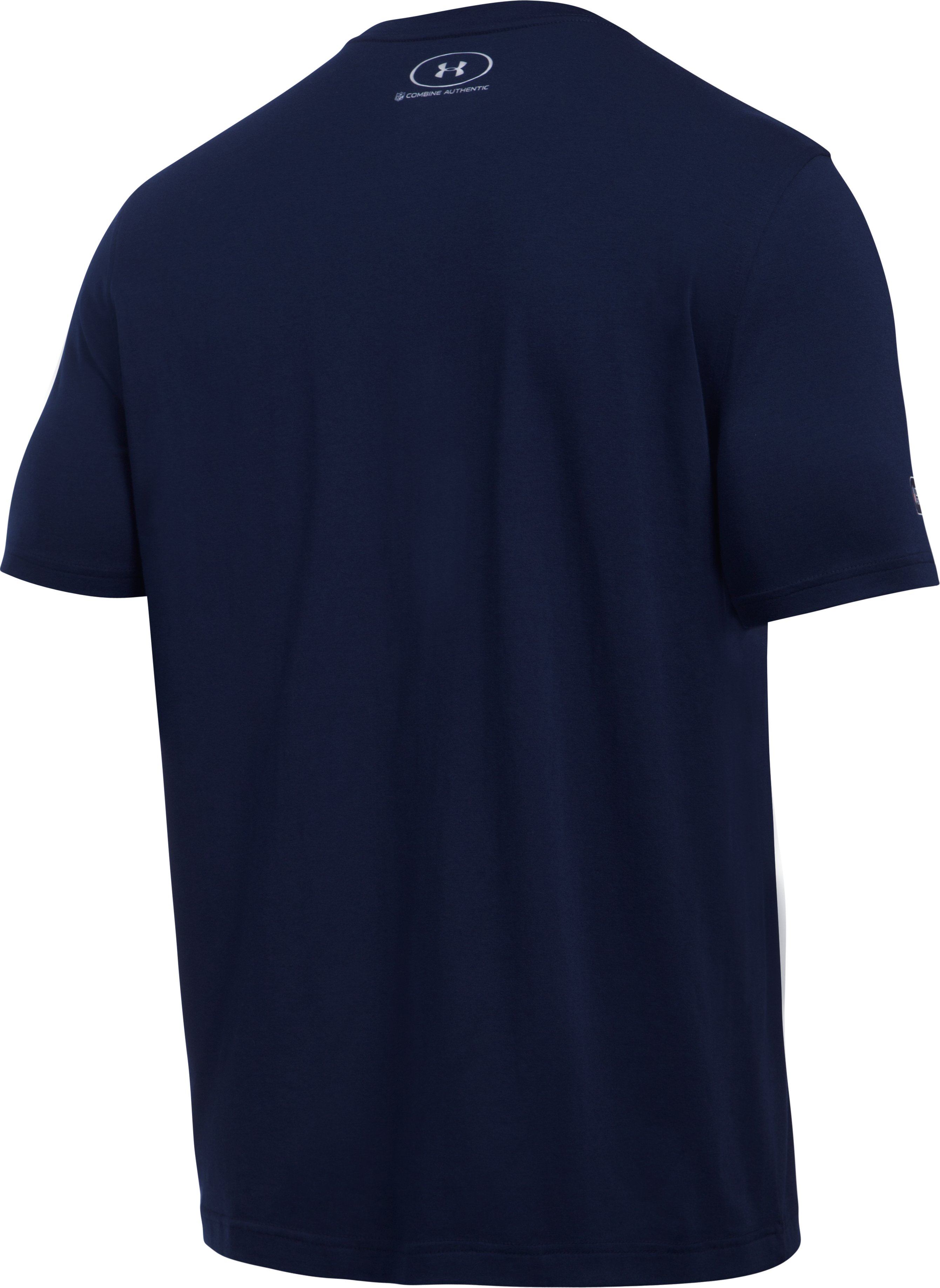 Men's NFL Combine Authentic Charged Cotton® T-Shirt , Chicago Bears, undefined