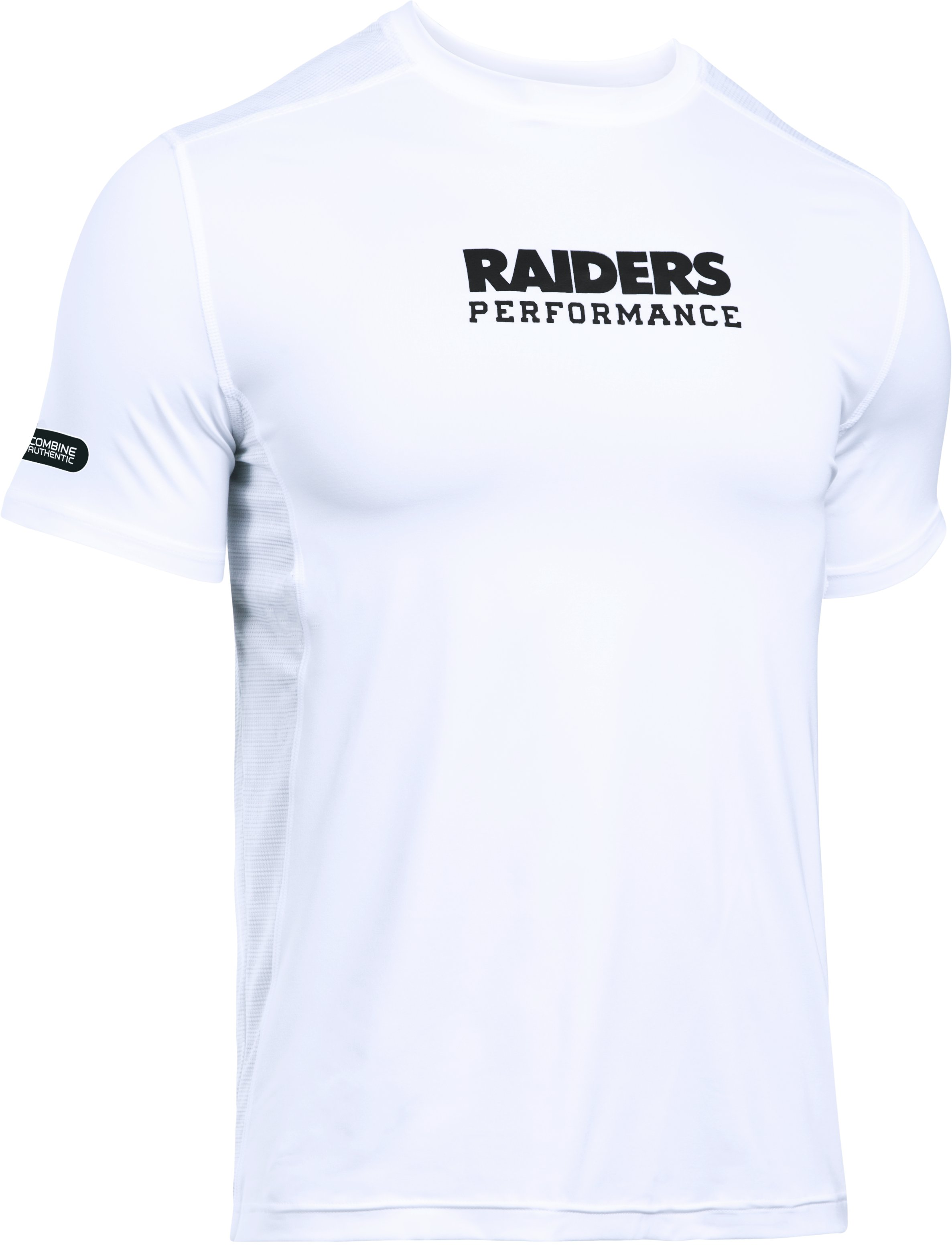Men's NFL UA Raid Printed T-Shirt, Oakland Raiders, undefined