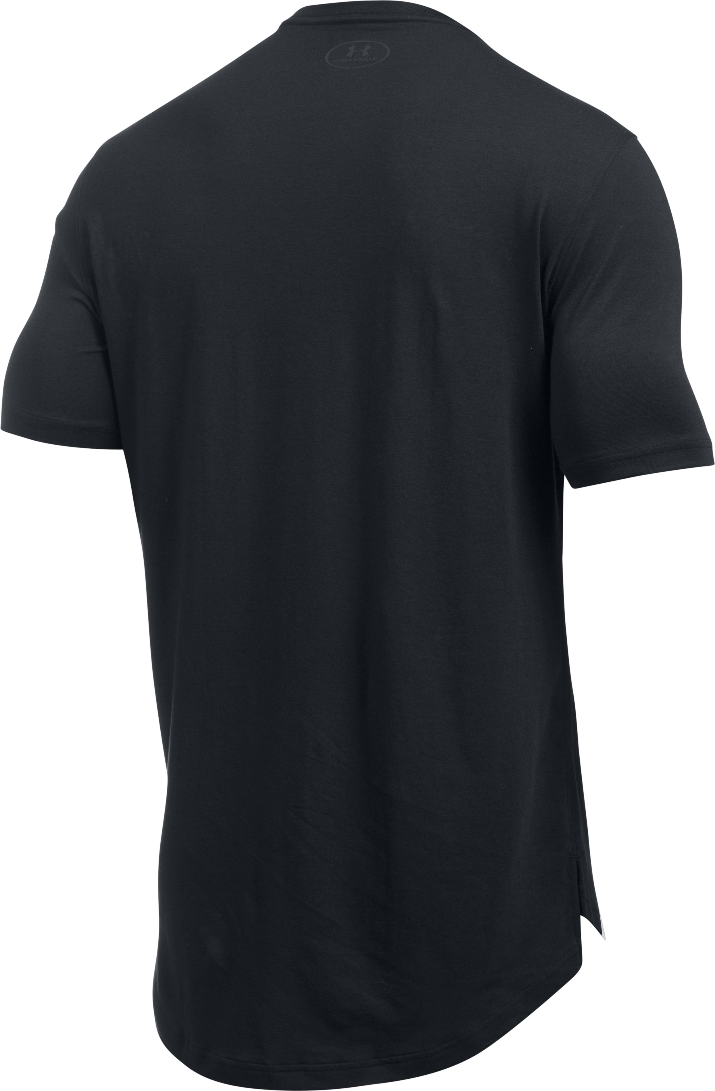 Men's UA Extend the Game T-Shirt, Black