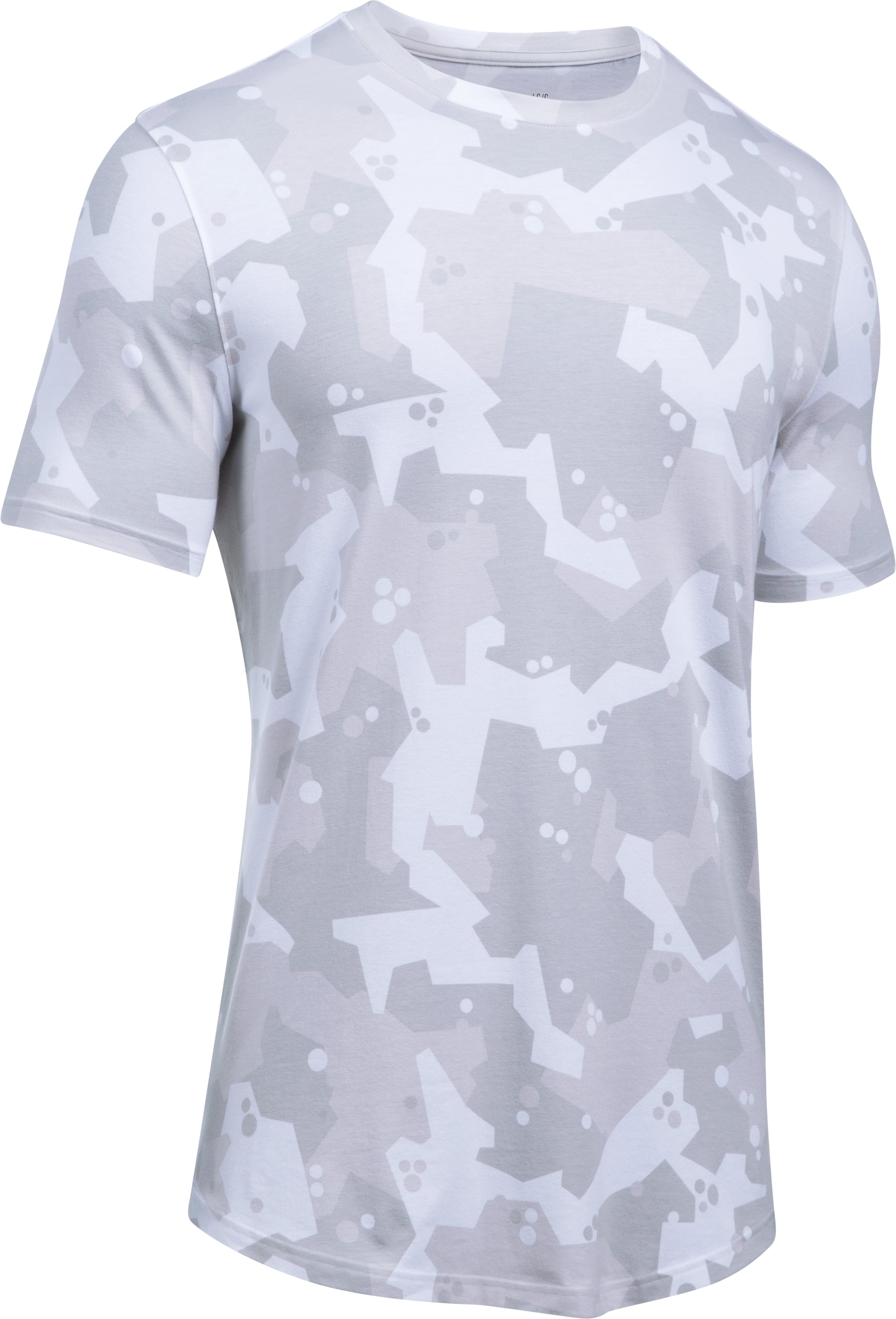 Men's UA Extend the Game T-Shirt, White, undefined