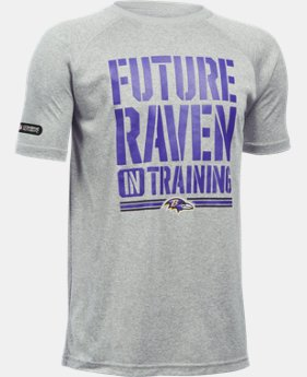 New Arrival Boys' NFL Combine Authentic UA Tech™ Graphic T-Shirt  LIMITED TIME: FREE SHIPPING 1 Color $27.99