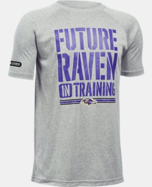 Boys' NFL Combine Authentic UA Tech™ Graphic T-Shirt  LIMITED TIME: FREE U.S. SHIPPING 1 Color $27.99