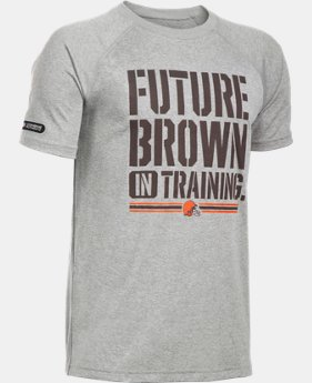 Boys' NFL Combine Authentic UA Tech™ Graphic T-Shirt    $20.99