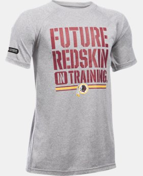 Boys' NFL Combine Authentic UA Tech™ Graphic T-Shirt   7 Colors $15.74