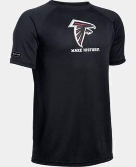 Boys' NFL Combine Authentic UA Tech™ Graphic T-Shirt    $27.99