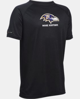 New to Outlet Boys' NFL Combine Authentic UA Tech™ Graphic T-Shirt   6 Colors $19.99