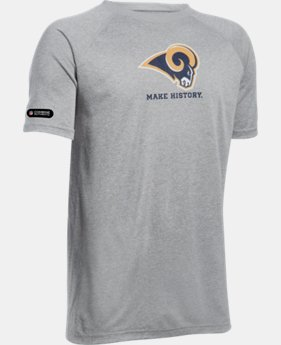 New to Outlet Boys' NFL Combine Authentic UA Tech™ Graphic T-Shirt   3 Colors $19.99
