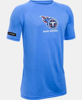 Boys' NFL Combine Authentic UA Tech™ Graphic T-Shirt   19 Colors $27.99