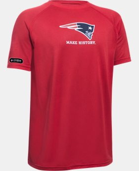 Boys' NFL Combine Authentic UA Tech™ Graphic T-Shirt  LIMITED TIME: FREE U.S. SHIPPING  $27.99