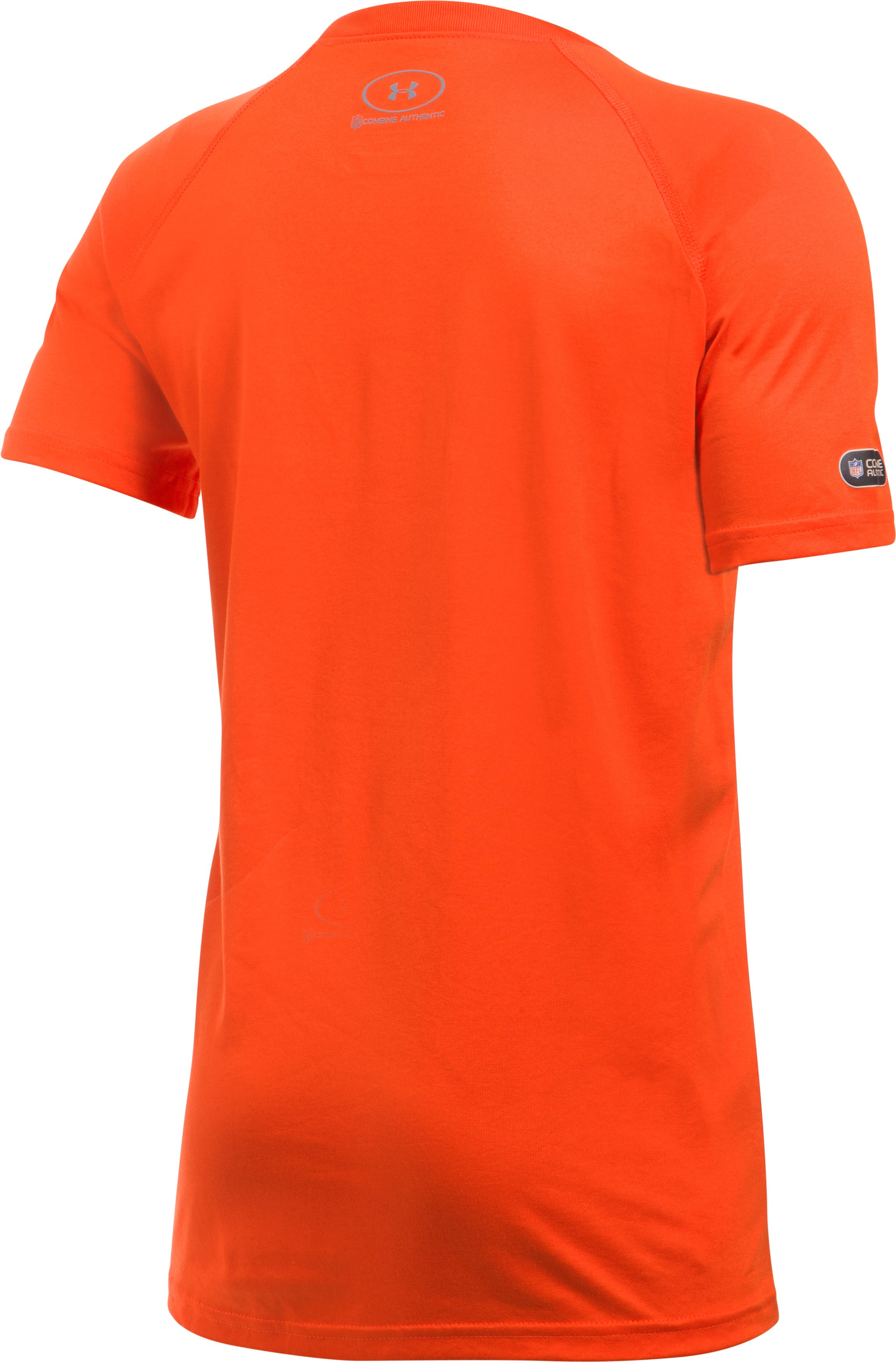 Boys' NFL Combine Authentic UA Tech™ Graphic T-Shirt , Cleveland Browns, undefined
