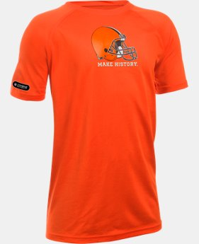 New to Outlet Boys' NFL Combine Authentic UA Tech™ Graphic T-Shirt   2 Colors $19.99