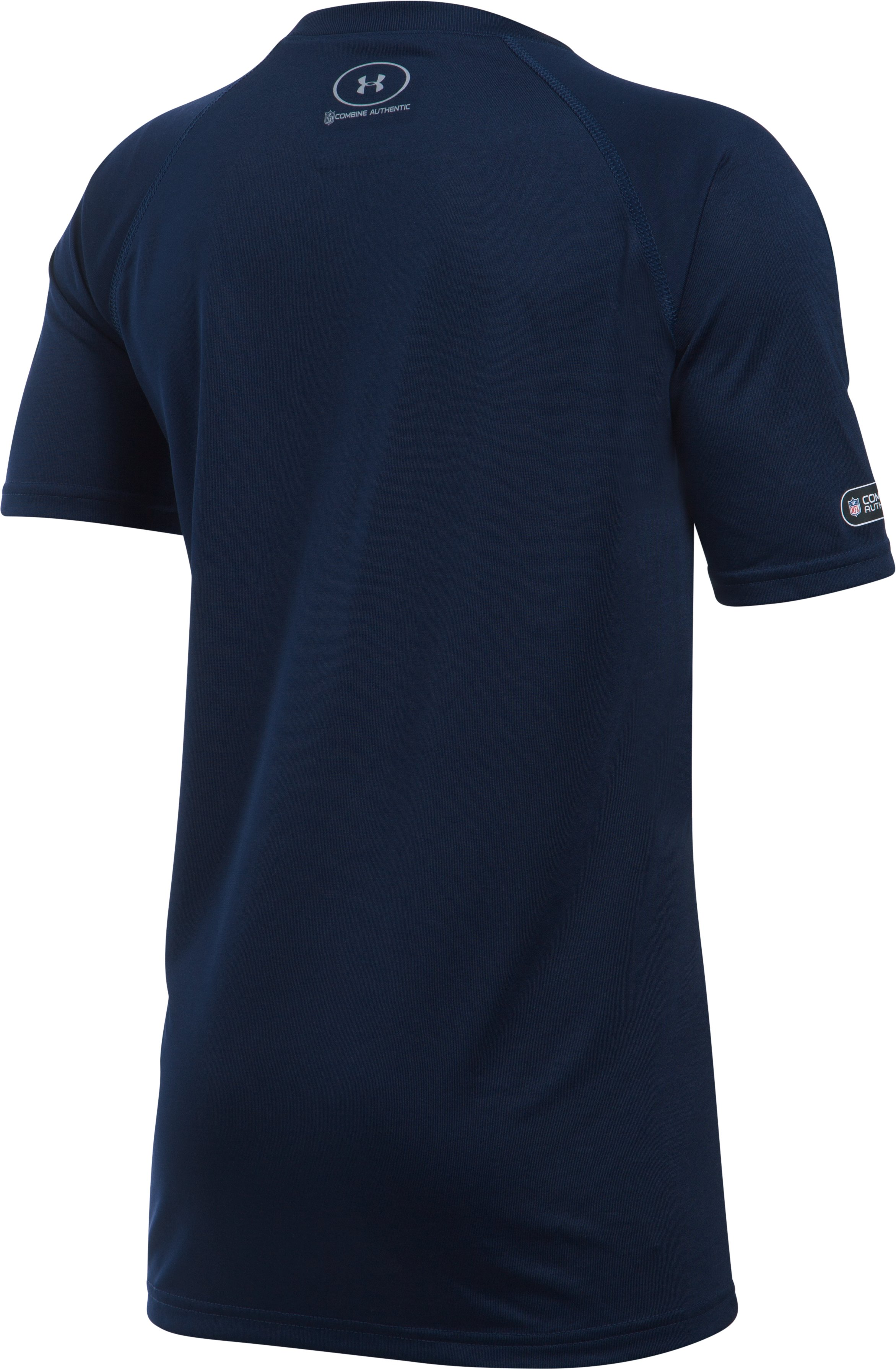 Boys' NFL Combine Authentic UA Tech™ Graphic T-Shirt , Seattle Seahawks, undefined