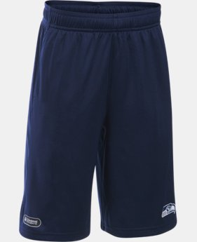 Boys' NFL Combine Authentic UA Eliminator Shorts LIMITED TIME: FREE U.S. SHIPPING  $39.99