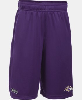 New to Outlet Boys' NFL Combine Authentic UA Eliminator Shorts  2 Colors $27.99