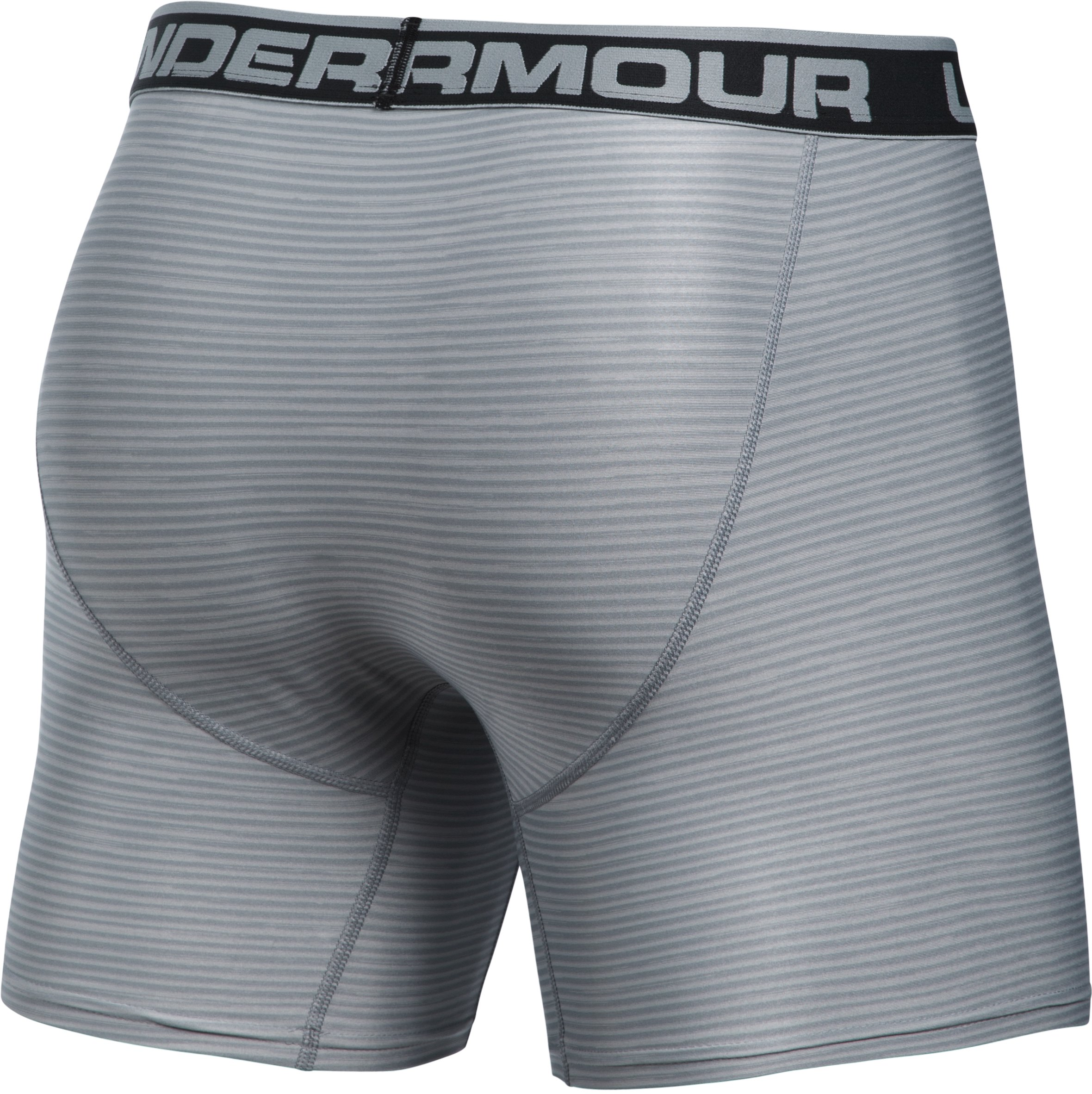 Men's UA Original Series Printed Boxerjock®, Steel, undefined
