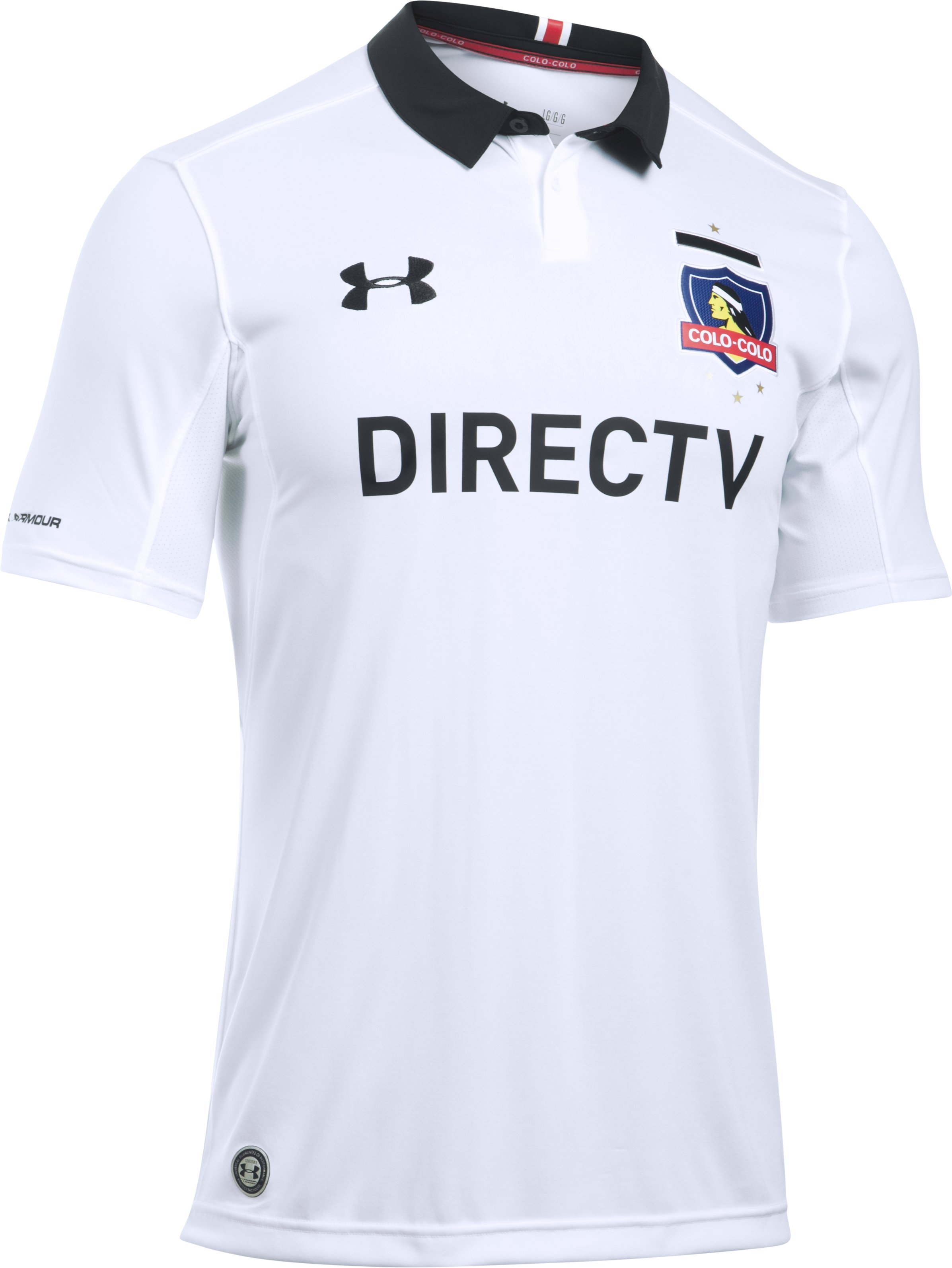 Men's Colo-Colo 16/17 Home Replica Jersey, White,