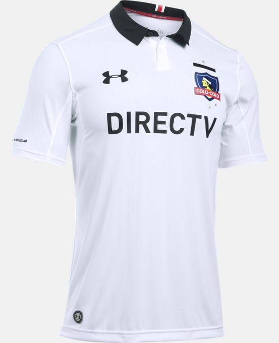 New Arrival Men's Colo-Colo 16/17 Home Replica Jersey LIMITED TIME: FREE U.S. SHIPPING 1 Color $80